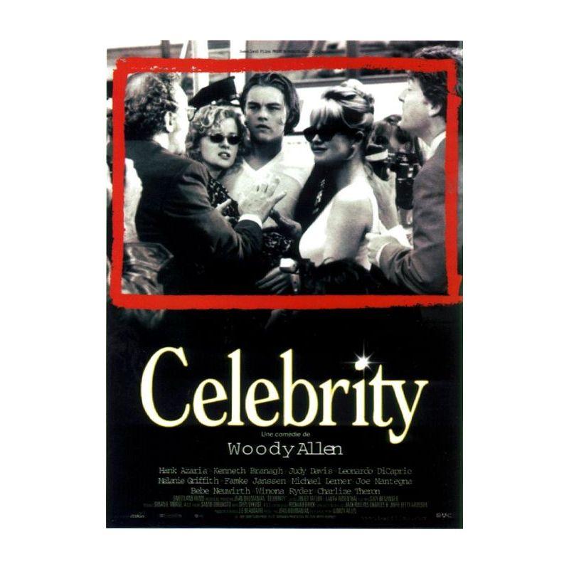 Affiche Celebrity (Collection Woody Allen)