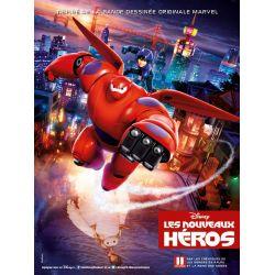 Les Nouveaux Héros (Disney) affiche film
