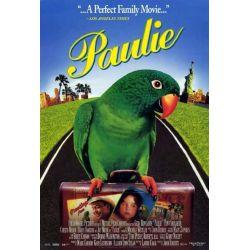 Paulie, le perroquet qui parlait trop affiche film