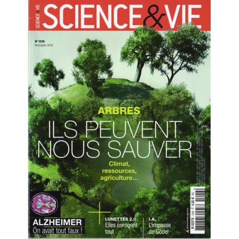 Science & Vie n° 1226 - Arbres : ils peuvent nous sauver