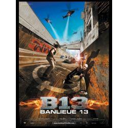 Banlieue 13 (Luc Besson)  affiche film