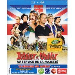 Astérix & Obélix au service de sa Majesté (Laurent Tirard) - Blu-Ray + DVD