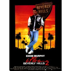 Le Flic de Beverly Hills II (avec Eddie Murphy)  affiche film