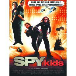 Spy Kids, les apprentis espions (Robert Rodriguez) affiche film