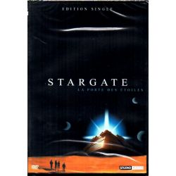 Stargate, la porte des étoiles (Kurt Russel & James Spacer) - DVD Zone 2
