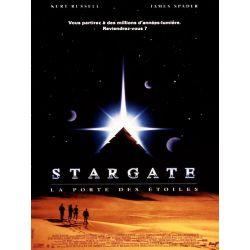 Affiche Stargate, la Porte des Etoiles (de Roland Emmerich) - DVD Zone 2