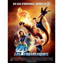 Les 4 Fantastiques (Tim Story) affiche film