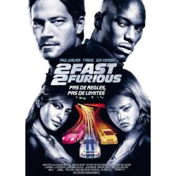 2Fast 2Furious - Fast and Furious 2 affiche