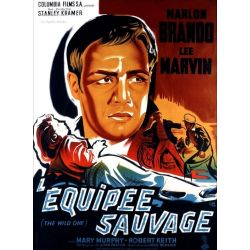 L'équipée sauvage (Marlon Brando )