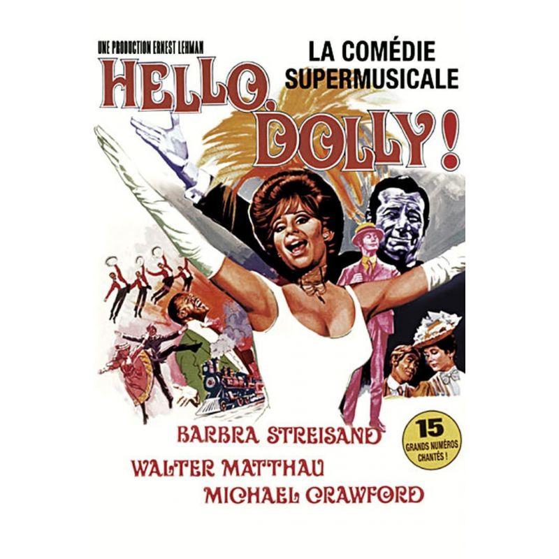 Hello, Dolly ! (Barbra Streisand ) affiche