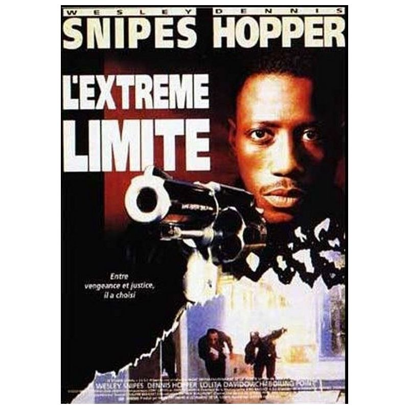 L'Extrême Limite (Wesley Snipes) affiche