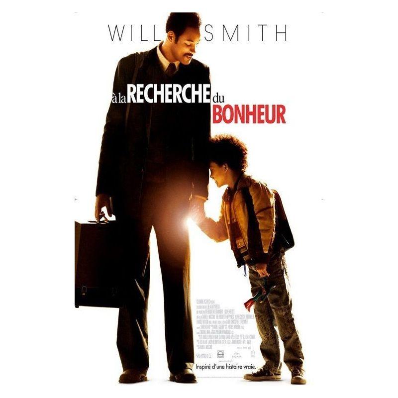 A la recherche du bonheur (Will Smith) - affiche