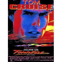 Jours de Tonnerre (Tom Cruise) affiche film