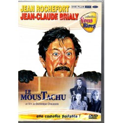 Le Moustachu (Jean Rochefort) - DVD Zone 2