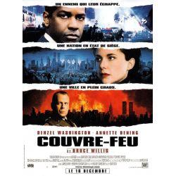 Couvre-feu (Denzel Washington) affiche film