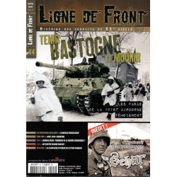 Ligne de Front n° 44 - Tenir Bastogne et Mourir