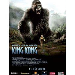 King Kong (Peter Jackson) affiche film