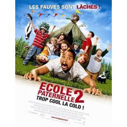 Ecole Paternelle 2 (Cuba Gooding Jr.) affiche film