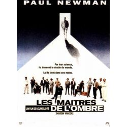 Les Maîtres de l'Ombre (Paul Newman) affiche film