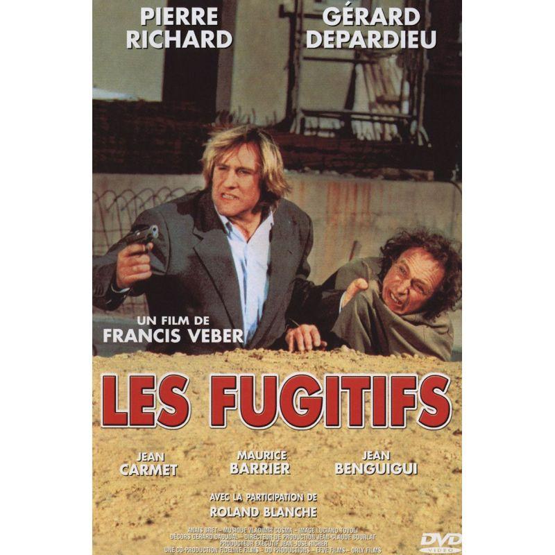 Les Fugitifs (Pierre Richard) affiche film