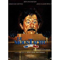 Le Moustachu (Jean Rochefort) affiche film