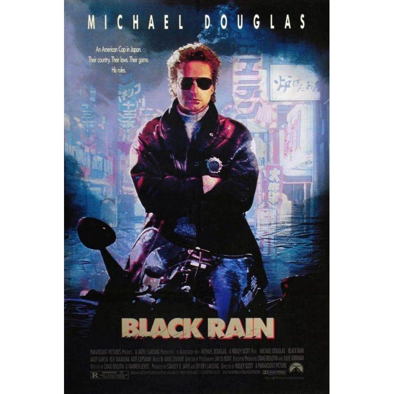 Black Rain (de Ridley Scott) affiche film