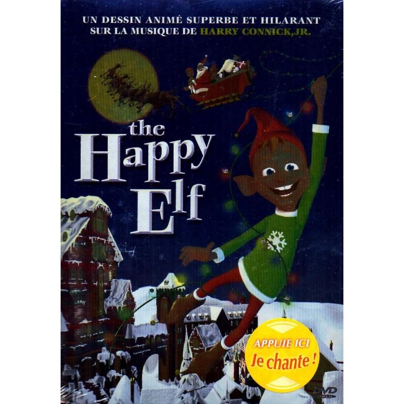 The Happy Elf - DVD Zone 2