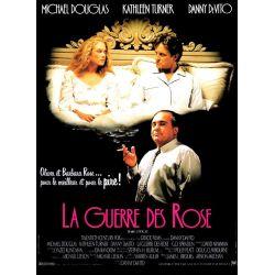 La Guerre des Rose (de Danny DeVito) affiche film
