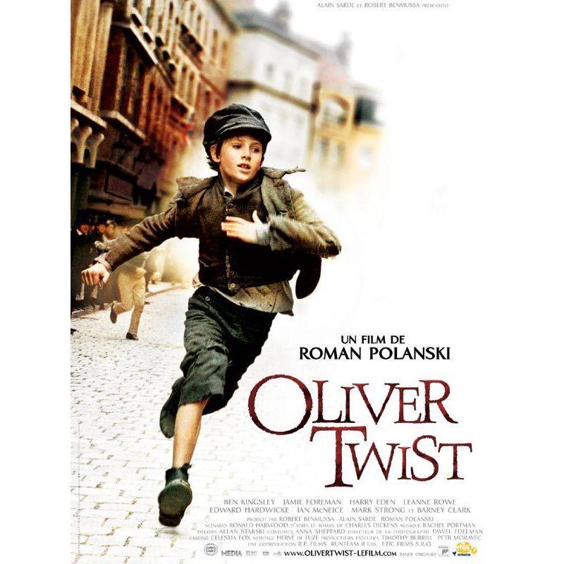Oliver Twist (de Roman Polanski) affiche film