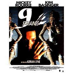 9 semaines et 1/2 - (9 semaines et demi) affiche film