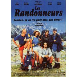 Les Randonneurs (de Philippe Harel) affiche film