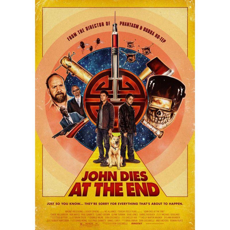 John Dies at the End (de Don Coscarelli) affiche film