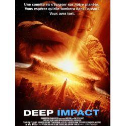 Deep Impact (de Mimi Leder) affiche film