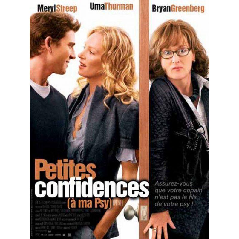 Petites Confidences (à ma psy) (avec Meryl Streep) affiche film