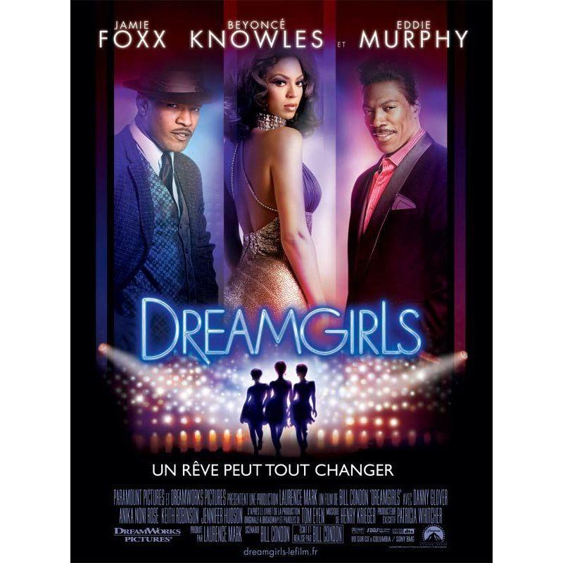 Dreamgirls (de Bill Condon) affiche film