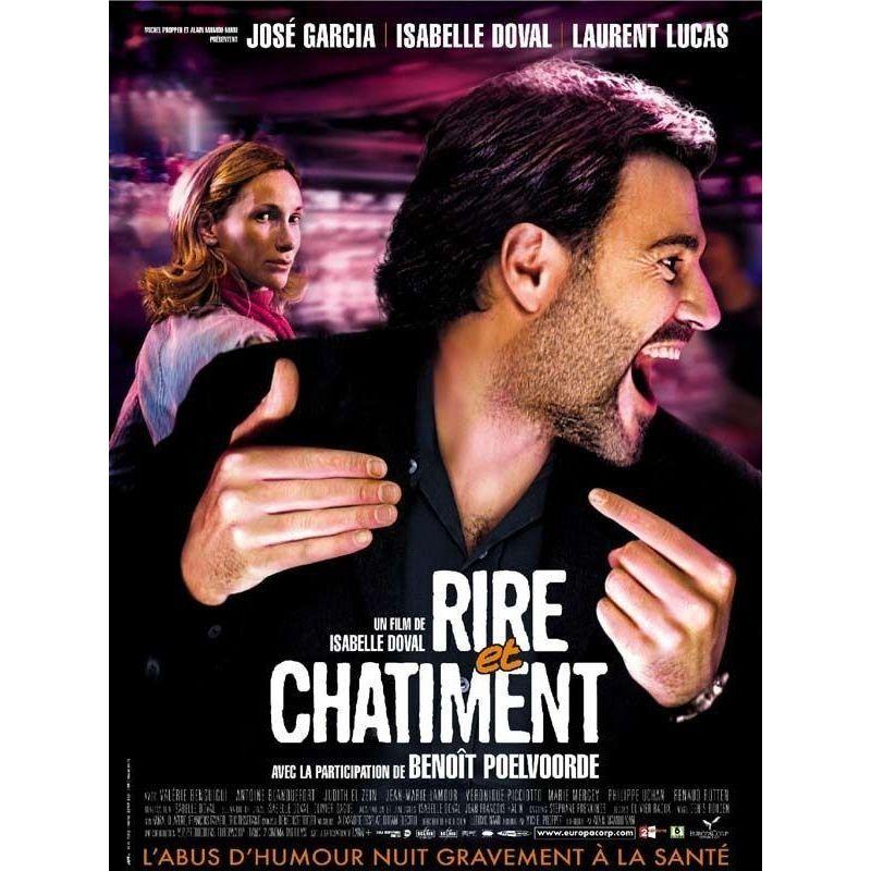 Rire et Chatiment (José Garcia) affiche film