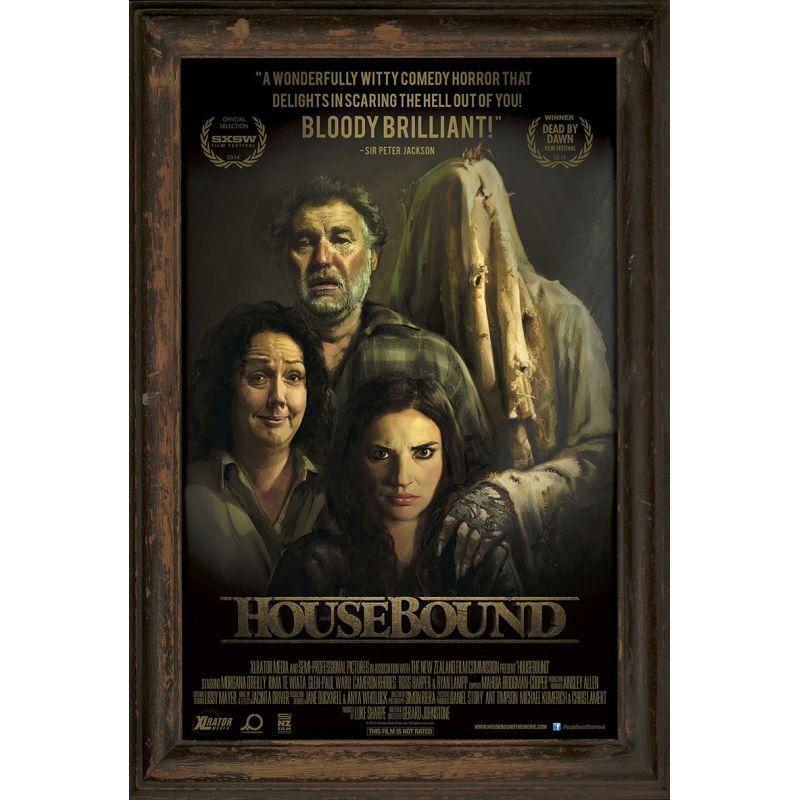 HouseBound  affiche film