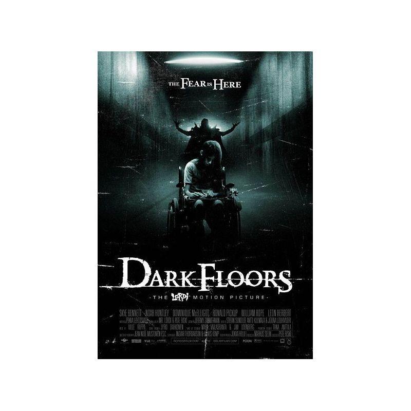 Dark Floors (de Pete Riski)   affiche film