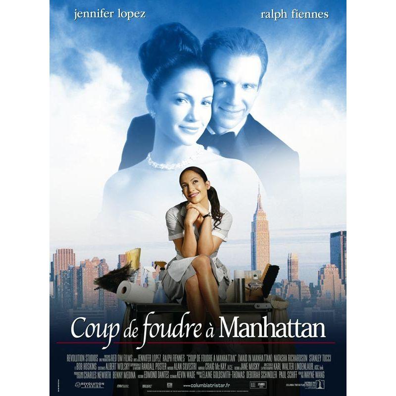 Coup de Foudre à Manhattan (Jennifer Lopez) affiche film