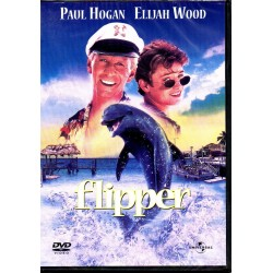 Flipper (Elijah Wood) - DVD Zone 2