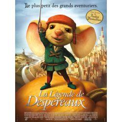 La Légende de Despereaux - DVD Zone 2