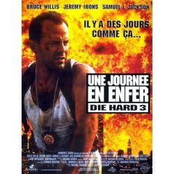 Une Journée en Enfer - Die Hard 3  affiche film