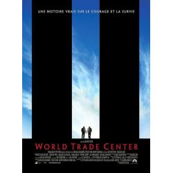 World Trade Center (Nicolas Cage) affiche film