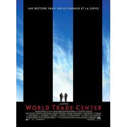 World Trade Center (Nicolas Cage) affiche film