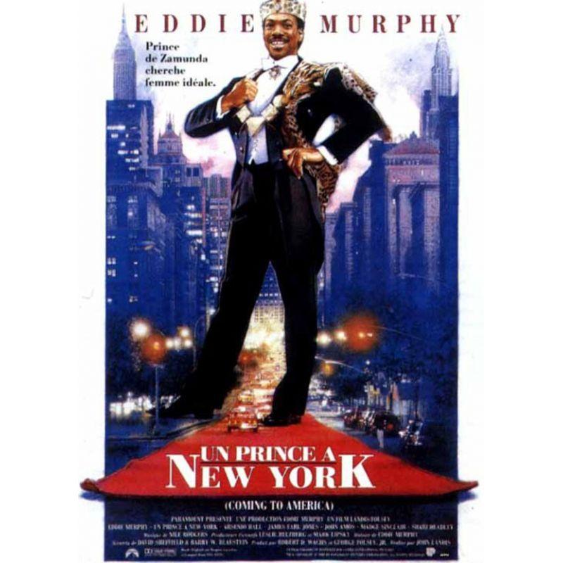 Un Prince à New York (Eddie Murphy)