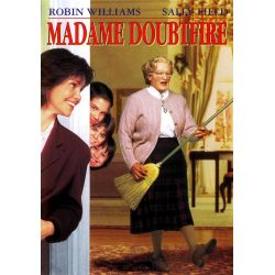 Affiche Madame Doubtfire (avec Robin Williams)