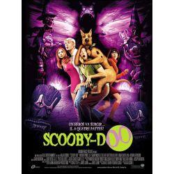 Scooby-Doo (de Raja Gosnell) affiche film