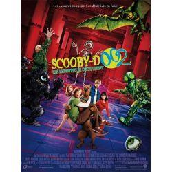 affiche film Scooby-Doo 2 : Les monstres se déchaînent (de Raja Gosnell)