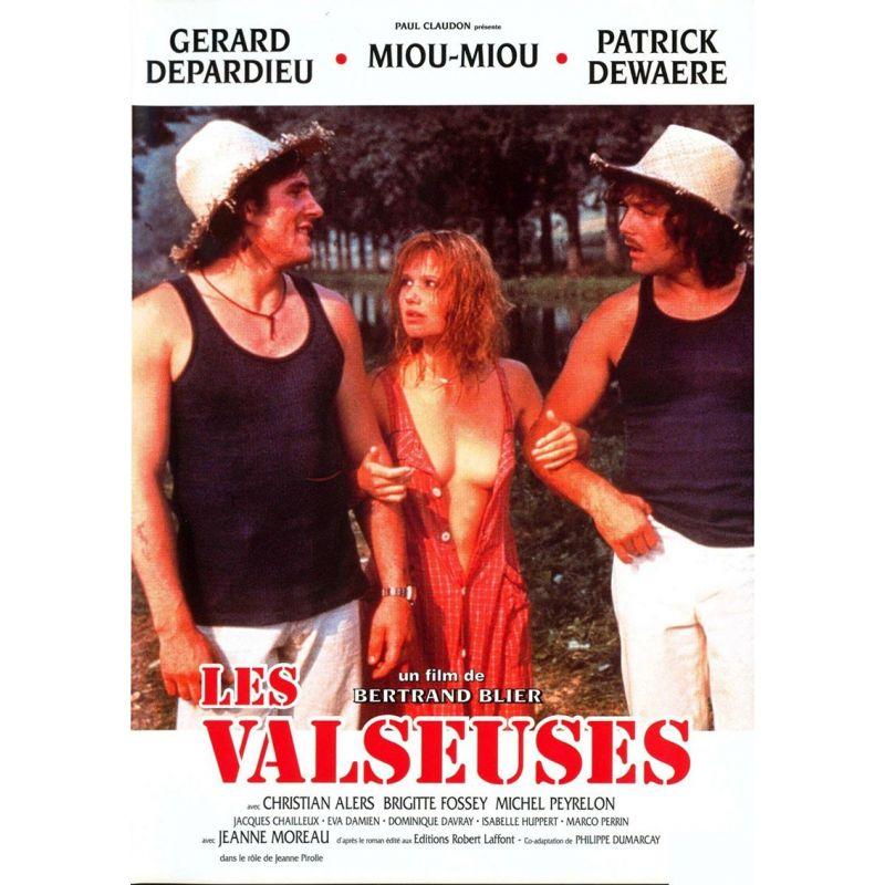 affiche film Les Valseuses (un film de Bertrand Blier)