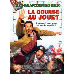 affiche film La Course au Jouet (Schwarzenegger)